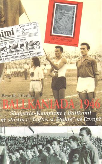 BALKANIADA 1946 (Balkan Championship Athletics and Football)