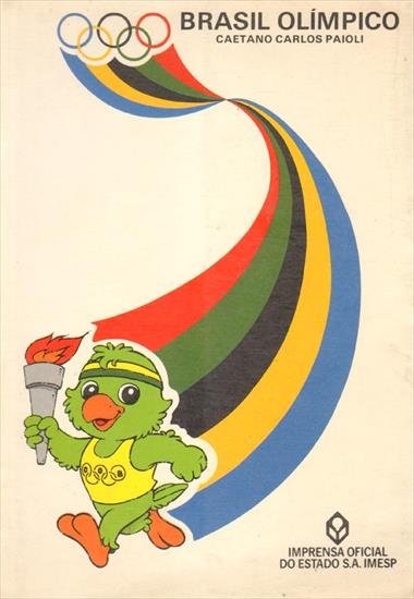 BRASIL OLIMPICO 1920 - 1984 (Brazil @ the Olympic Games & Pan American Games)