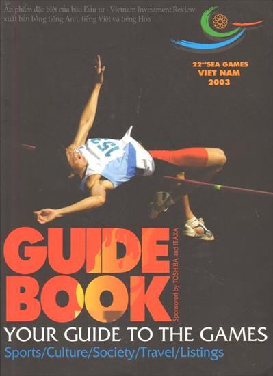 GUIDE BOOK / PROGRAMME 22nd SEA GAMES VIET NAM 2003