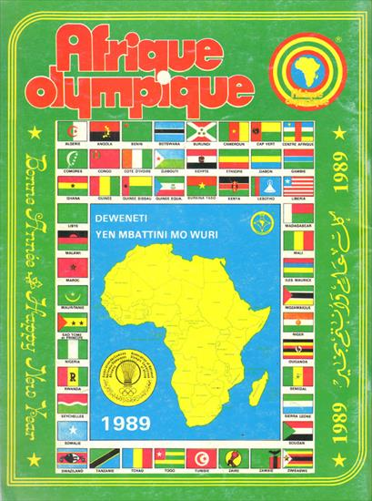 AFRICA IN THE SEOUL OLYMPICS (Champion D