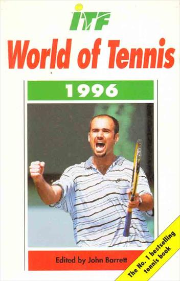 WORLD OF TENNIS YEARBOOK 1996