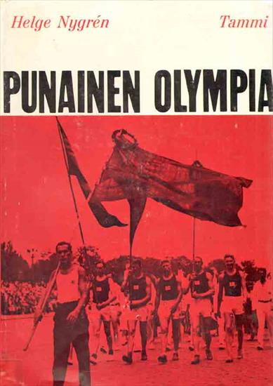 PUNAINEN OLYMPIA 1925 - 1937 (History Workers Olympiad - Arbeiter Olympiaden) (Top !)