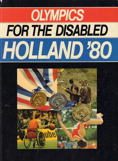 OLYMPICS FOR THE DISABLED HOLLAND