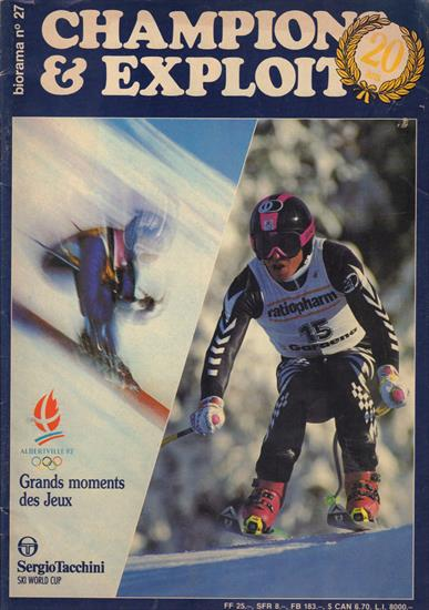GUIDE / PREVIEW WORLD CUP SKI 1991/92  (w A-Z and much more)