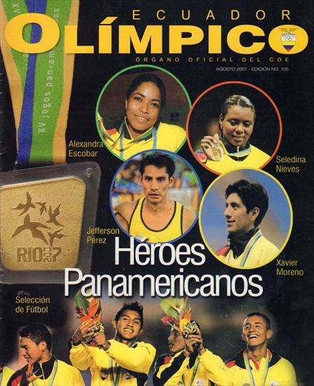 HEROES PANAMERICANOS (ECUADOR AT THE 2007 PAN-AMERICAN GAMES)