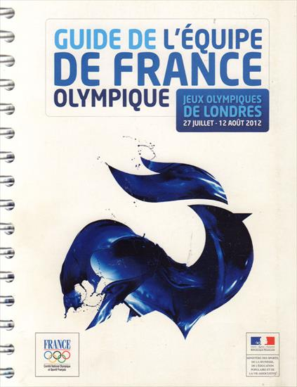 MEDIA GUIDE FRANCE OLYMPIC GAMES 2012 LONDON