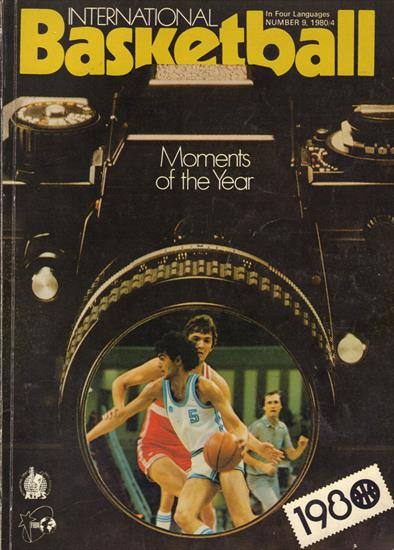 BASKETBALL MOMENTS OF THE YEAR 1980 (Official FIBA Review)