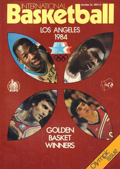PREVIEW OLYMPIC GAMES BASKETBALL TOURNAMENT 1984 (Top)