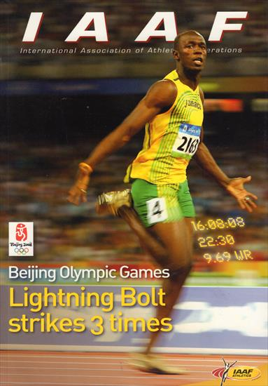 OFFICIAL IAAF REVIEW BEIJING OLYMPIC GAMES 2008 (Top !!)
