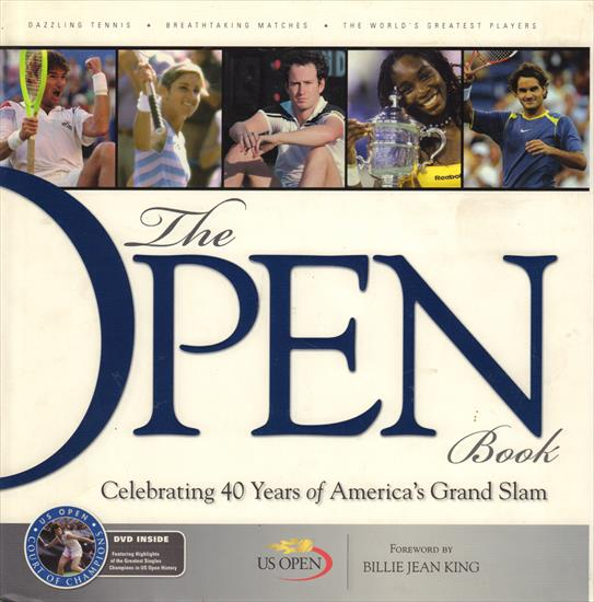 THE OPEN BOOK. CELEBRATING 40 YEARS OF AMERICA