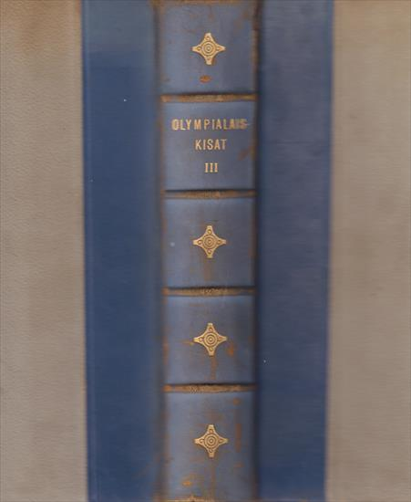 OLYMPIALAISKISAT AMSTERDAMISSA 1928 (Top Book) (688 pages !!)