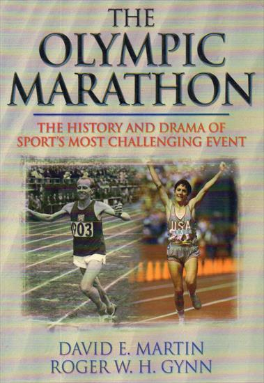 THE OLYMPIC MARATHON 1896 - 2000 (Top Book)