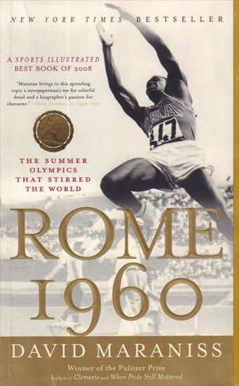 ROME 1960. THE SUMMER OLYMPICS THAT STIRRED THE WORLD