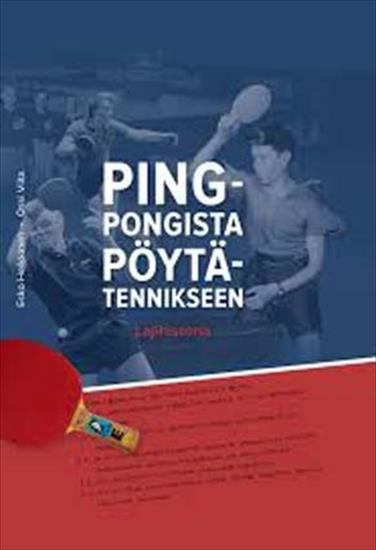 PINGPONGISTA PÖYTÄTENNIKSEEN – LAJIHISTORIA 1938-2018 (80 years Table Tennis Federation Finland)