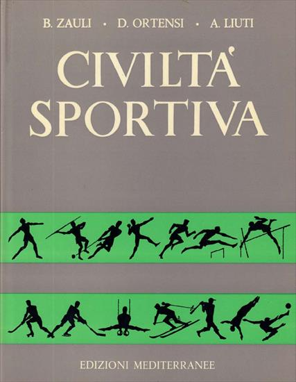 CIVILTA SPORTIVA (Top History Olympic Committees Worldwide) (1958) (XL French / Italian)(690 pages !)