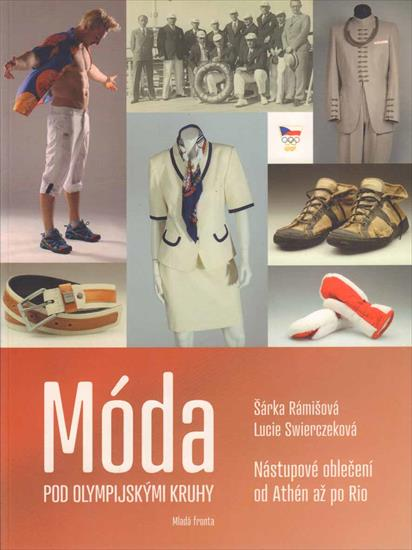MODA POD OLYMPIJSKYMI KRUHY (Fashion and Uniforms at the Olympics from Athens to Rio)