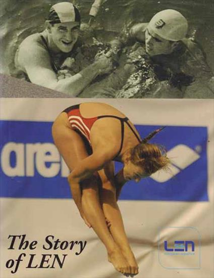 THE STORY OF LEN 1927 - 2007 (History European Swimming Federation)