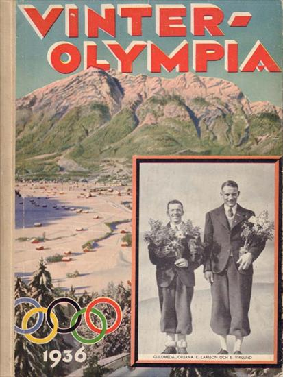 VINTER-OLYMPIA GARMISCH-PARTENKIRCHEN 1936 (Top review)