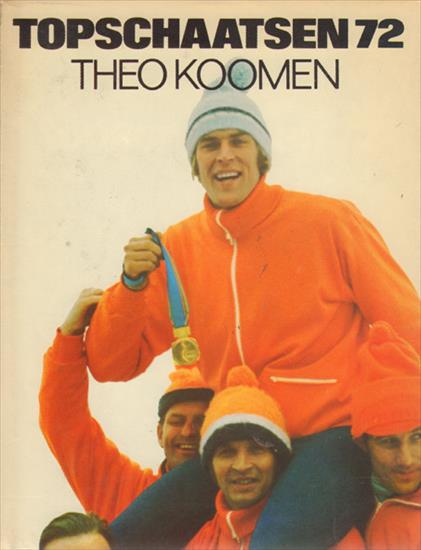 TOPSCHAATSEN 72 (SPEED SKATING YEARBOOK NETHERLANDS)