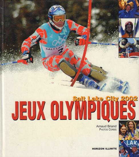 JEUX OLYMPIQUES SALT LAKE CITY 2002 (French Review Olympic Games)