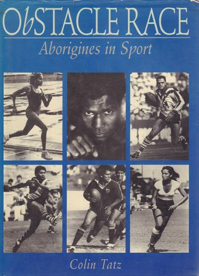 OBSTACLE RACE: ABORIGINES IN SPORT (Top Book)