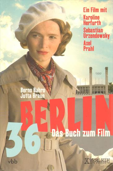 BERLIN 36 (THE STORY OF GRETEL BERGMANN AND DORA RATJEN)