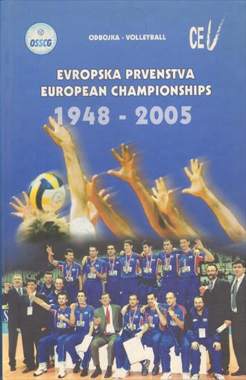 VOLLEYBALL EUROPEAN CHAMPIONSHIPS 1948 - 2005