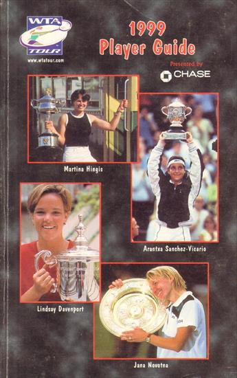 WTA TOUR 1999 PLAYER GUIDE