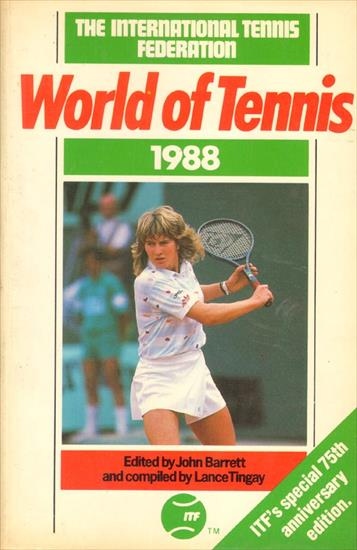 WORLD OF TENNIS 1988