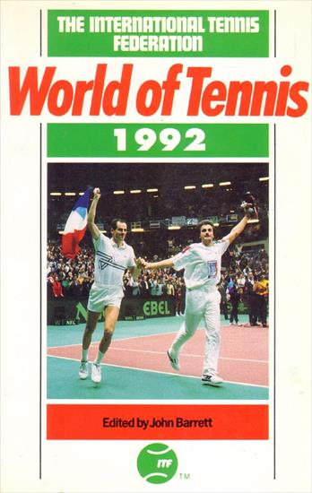 WORLD OF TENNIS 1992