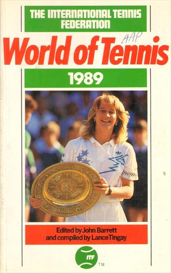 WORLD OF TENNIS 1989