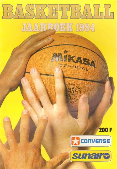 BASKETBALL JAARBOEK 1984