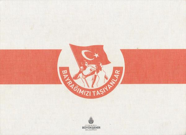 BAYRAGIMIZI TASIYANLAR 1936 - 2008 (OLYMPIC MEDAL WINNERS FROM TURKEY)