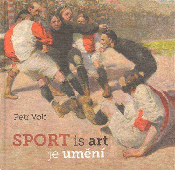 SPORT IS ART (500 pages!!) Sport je umení (Czech & English)